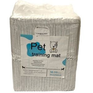 Pet Training Mat 50 Pieces Brand New Unopened Sealed Regular And Heavy Duty